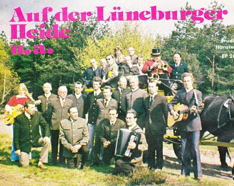 1975 Die erste Schallplatte