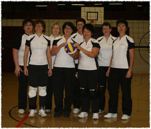 das Plausch Volleyball-Team