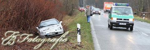 01.01.2012 - SH/Stellau: Unfall auf Landstraße