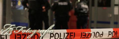 21.12.2011 - HH/Lohbrügge: Schießerei vor Ladenpassage