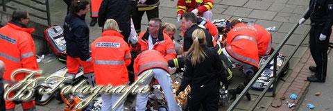 19.03.2012 - HH/Wandsbek: Messerstecherei in Unterführung