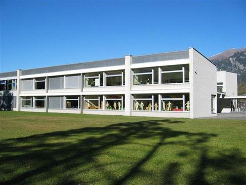 Schulhaus Südansicht