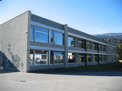 Schulhaus Nordansicht