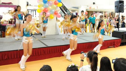 Baton Twirling event2