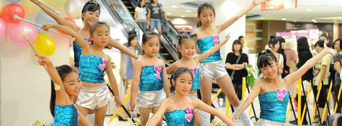 Baton Twirling event