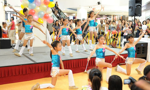 Baton Twirling event3