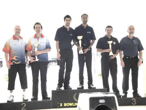 Marc SALZER et Thierry LAVERGNE, 2e de la grande finale à Thiais-Orly