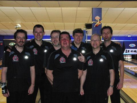 Equipe du BCV 2011