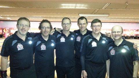 Equipe du BCV 2014 (30 Mars à Toulouse Montaudran