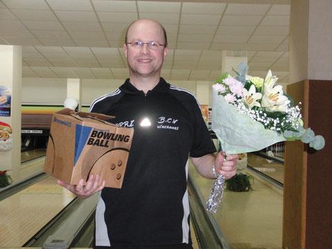 Marc SALZER vainqueur de la Finale Complémentaire Handicap