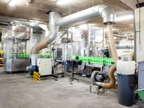 Pinturas industriales para la industria química en Barcelona