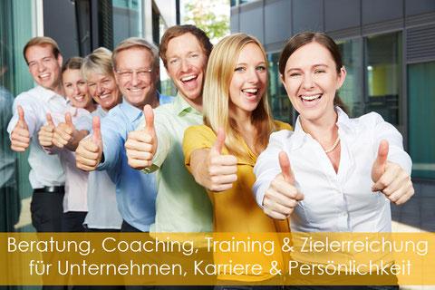 ib Psychologie & Kommunikation: Beratung, Coaching, Aktive Hilfestellung, Training und Zielerreichung für Unternehmen, Karriere, Persönlichkeit / Personality & Partnerschaft, Einzel- & Team-Coaching, Inhouse- und Online-Seminare,  Mitarbeiter-Schulungen