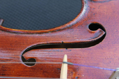 Violine Seitz Heidelberg 1929