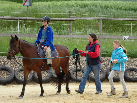 GRIPS Pferdeerlebnisgruppen