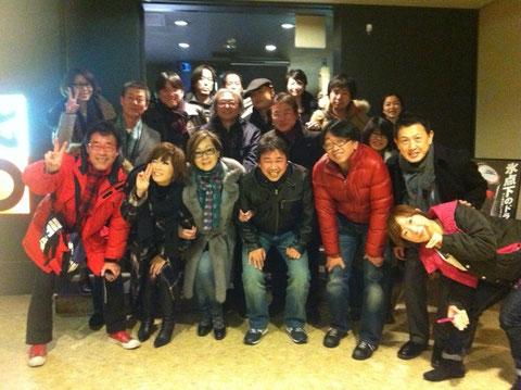由紀さおりさんのツアー頑張ってます!
