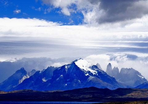 Torres. Patagonien, Chile