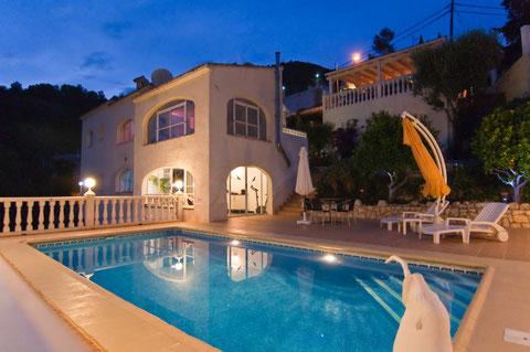 Ferienwohnung Valencia, Villa Gandia Hills