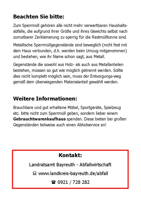 Metallischer Sperrmüll - Stand 04-2013 - S. 3/4
