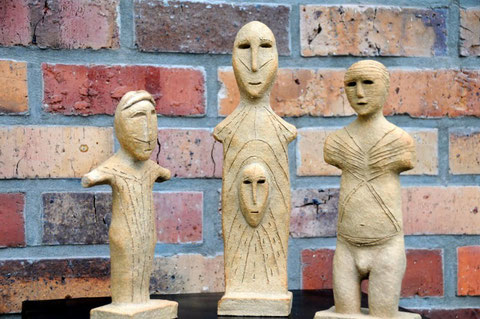 Statues Inuit