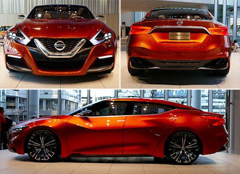 Sports Sedan Concept