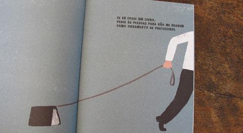 Se eu fosse um livro - portugiesisches Kinderbuch