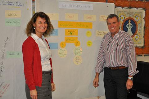 Workshop zum Thema Lehrergesundheit am 31.1./1.2.2014 in Bad Wildbad