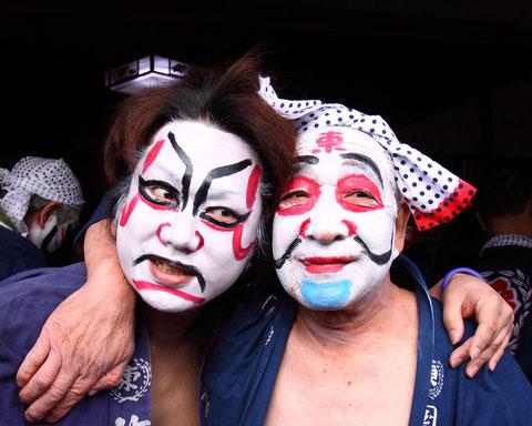 奇祭の男衆 H24.01.15 糸魚川市能生