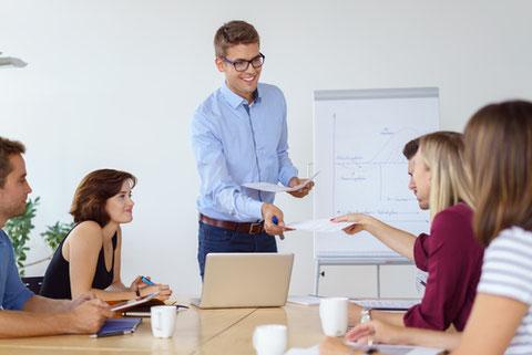 un atelier marketing collaboratif