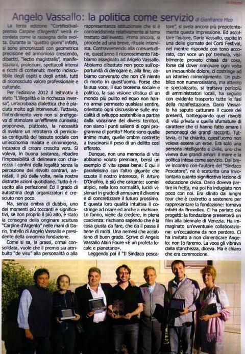 Rassegna Stampa (In Dialogo)