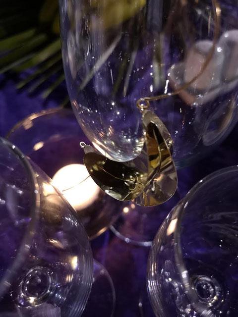 Visión cristalina, realizada por Rosa García García