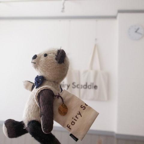 fairysaddle teddybear panchiblog