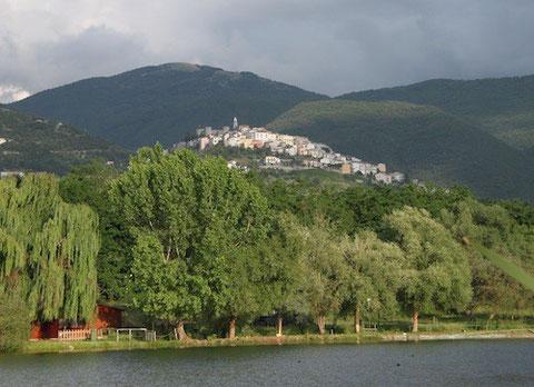 Blick auf Monteroduni