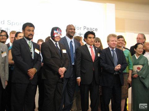 国際スポーツ振興協会 世界開発協力機構