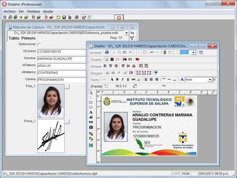 Software para credenciales software para credenciales for Software para disenar muebles gratis