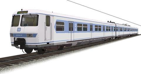 DB BR420 (S-Bahn)