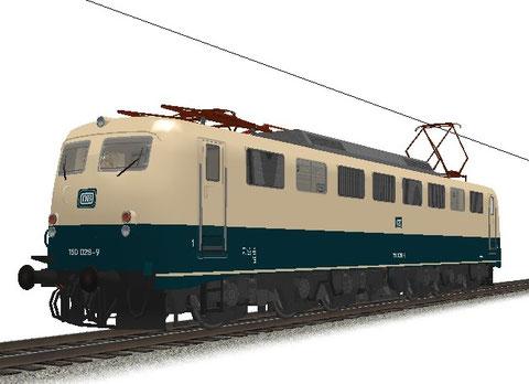 DB BR194 131-9 (Dt. Krokodil / German Crocodil)