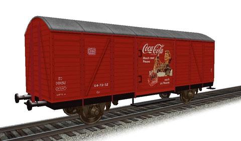 DB Gos 'Coca Cola'