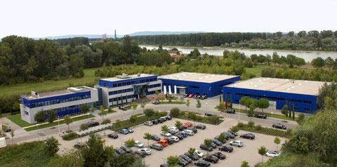 Firmenzentrale in Speyer