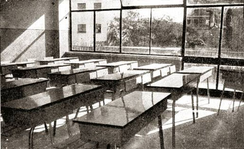 Aula Ateneo Politécnico 1968