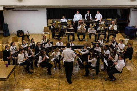 Konzert 2017 Jahreshauptversammlung Musikunterstützungsverein