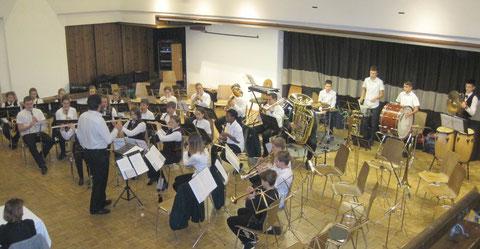 Konzert 2016 Musikunterstützungsverein