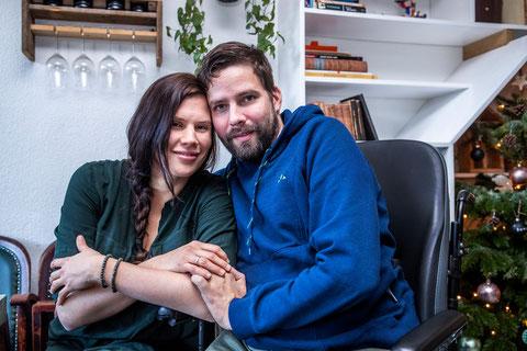 Algemeen Dagblad - Sascha Groen en Anjo Snijders