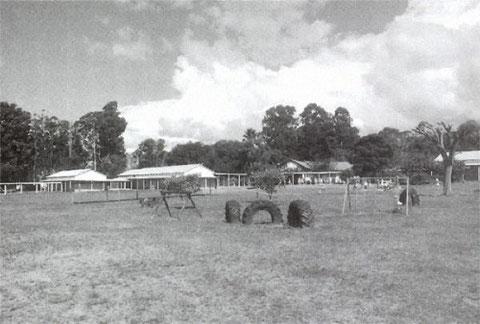 Escuela Ariel, Ruwa, Zimbabue.