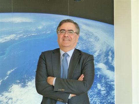 Alvaro Giménez, Director de Ciencia y Exploración Robótica de la Agencia Espacial Europea (ESA)
