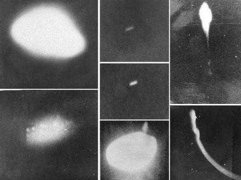 Algunas de las fotos obtenidas durante la investigación del caso.