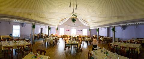 Saal für 120 Personen in 21763 Neuenkirchen Tamm Gasthaus
