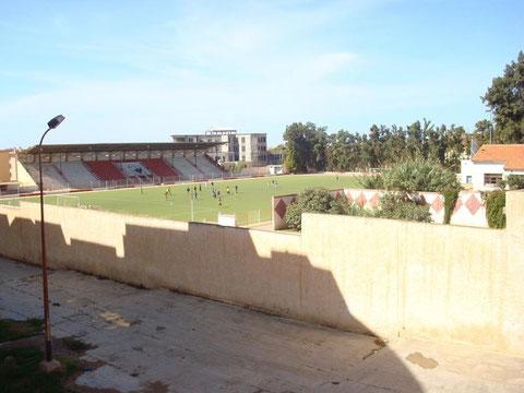 Stade de foot - Doc. Gabriel Jarra