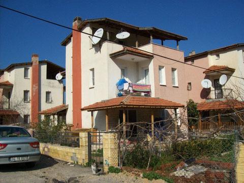 das Haus in Yenifoca