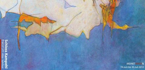 田中悦子 「極限の予感」 油彩