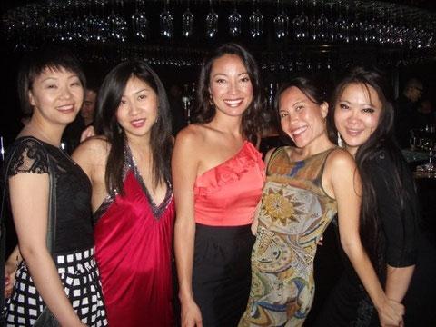 Girl Geeks: Helen Zhu, Joyce Kim, Adriana Gascoigne, Tina Tran, Jenny Bai
